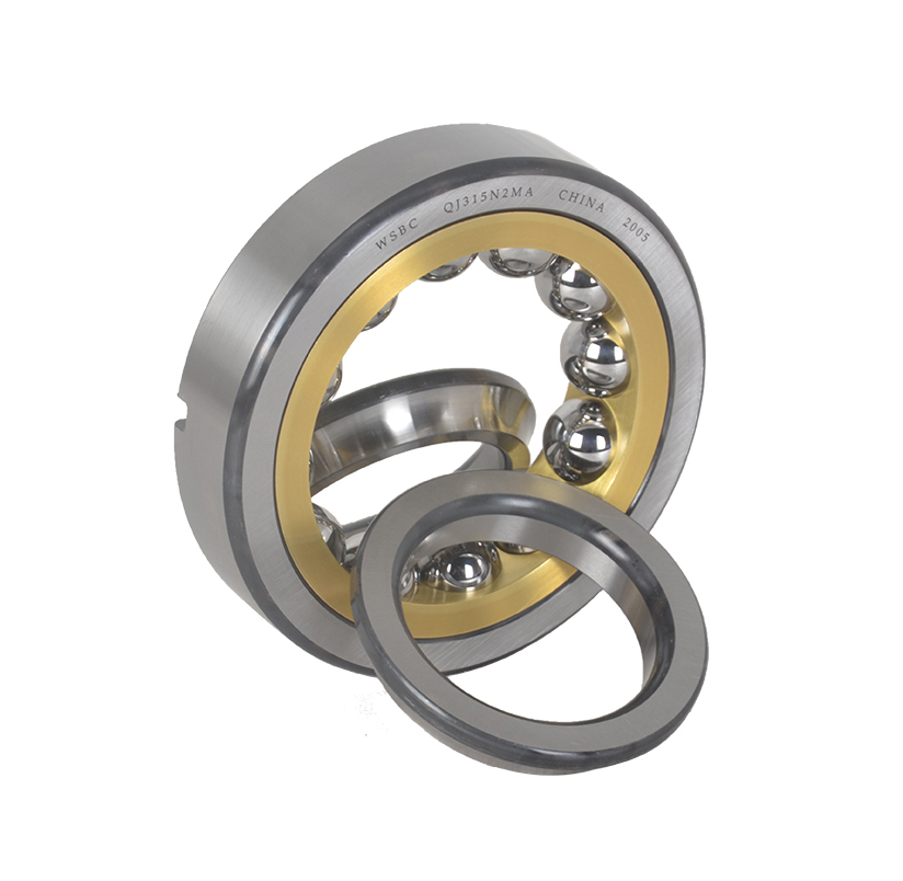 Four Point contact ball bearings